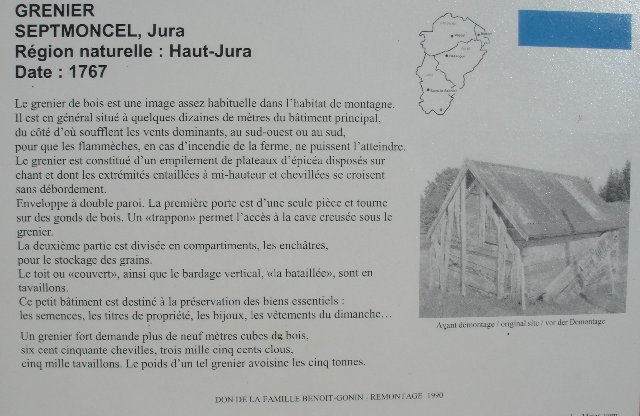 Musée de Plein Air des Maisons Comtoises - Nancray (25) 0039