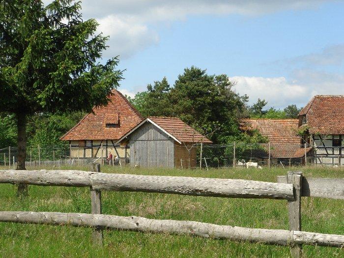 Musée de Plein Air des Maisons Comtoises - Nancray (25) 0044
