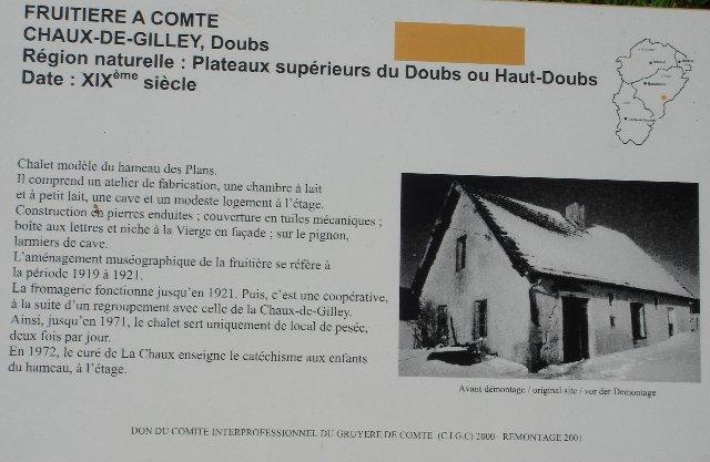 Musée de Plein Air des Maisons Comtoises - Nancray (25) 0047