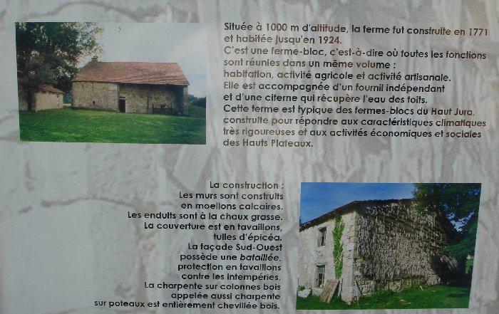 Musée de Plein Air des Maisons Comtoises - Nancray (25) 0059