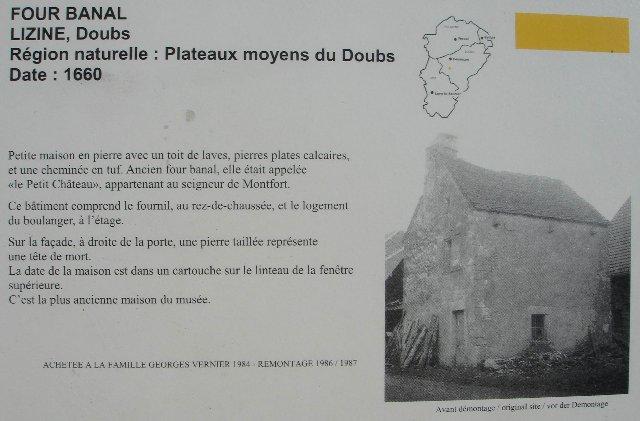 Musée de Plein Air des Maisons Comtoises - Nancray (25) 0092