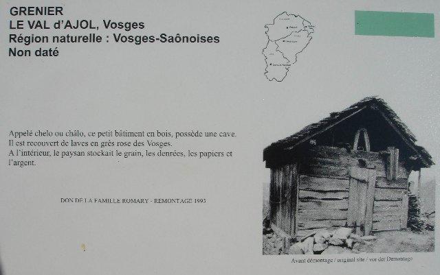 Musée de Plein Air des Maisons Comtoises - Nancray (25) 0113a