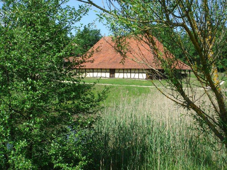 Musée de Plein Air des Maisons Comtoises - Nancray (25) 0115