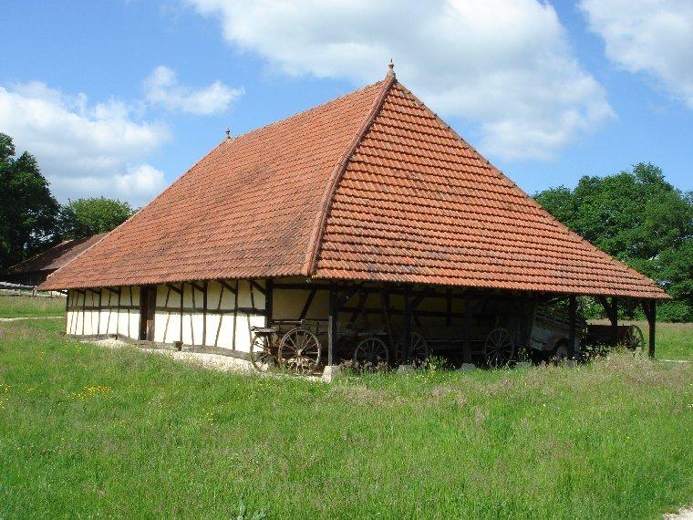 Musée de Plein Air des Maisons Comtoises - Nancray (25) 0126