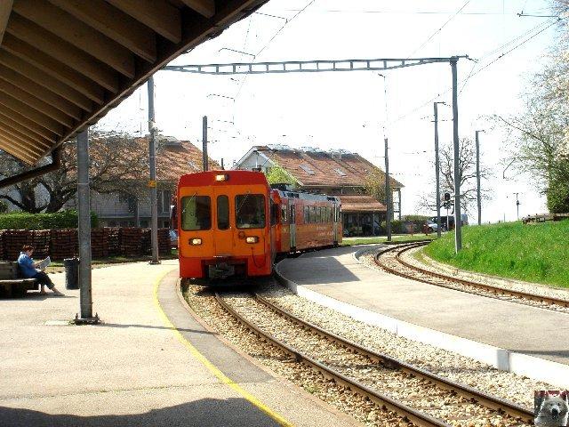 Nyon-Saint-Cergue-La Cure - 13 avril 2007 0026