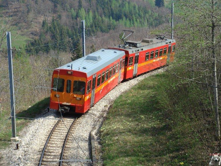 Nyon-Saint-Cergue-La Cure - 13 avril 2007 0042