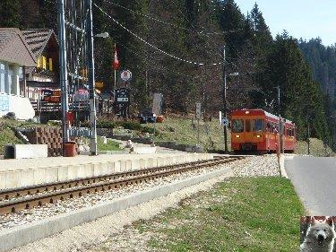 Nyon-Saint-Cergue-La Cure - 13 avril 2007 0068