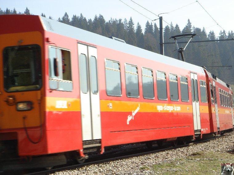 Nyon-Saint-Cergue-La Cure - 13 avril 2007 0073