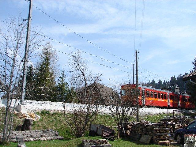 Nyon-Saint-Cergue-La Cure - 13 avril 2007 0074a