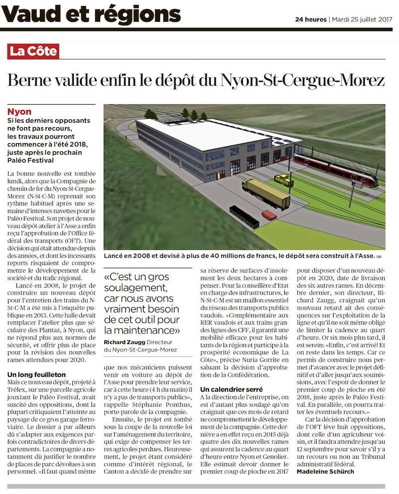 Nyon-Saint-Cergue-La Cure - 13 avril 2007 2017-07-25_24_heures_01