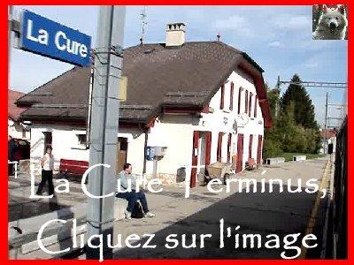 Nyon-Saint-Cergue-La Cure - 13 avril 2007 V_arr_la_cure_001