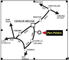 Le parc polaire de Chaux Neuve (25) 0000
