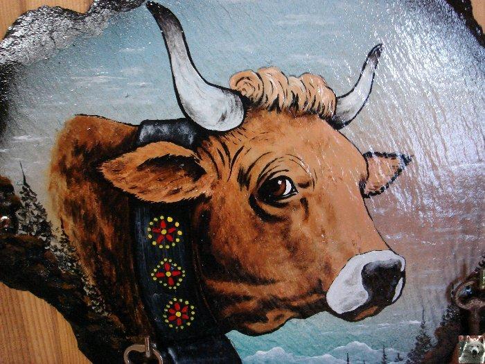 2007-08-16 : Patrick Verdier peint sur ardoise, sur peau, sur carrosserie ... 0024