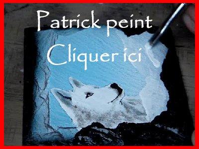 2007-08-16 : Patrick Verdier peint sur ardoise, sur peau, sur carrosserie ... V3