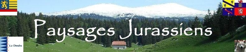 A la découverte de quelques paysages hauts-jurassiens Logo