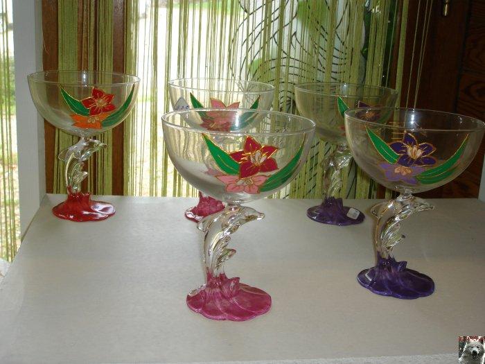 Valérie peint sur le verre - Ney (39) 10 juin 2008 0009