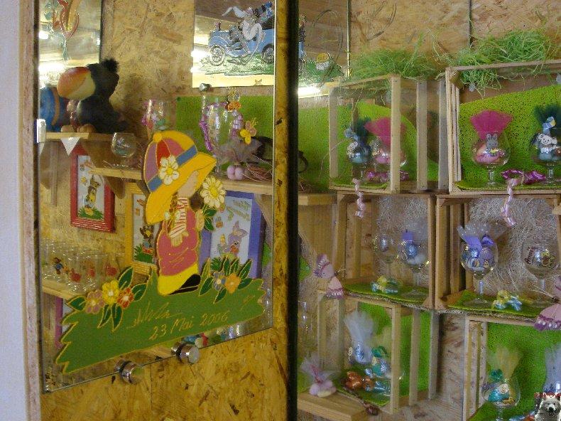 Valérie peint sur le verre - Ney (39) 10 juin 2008 0019