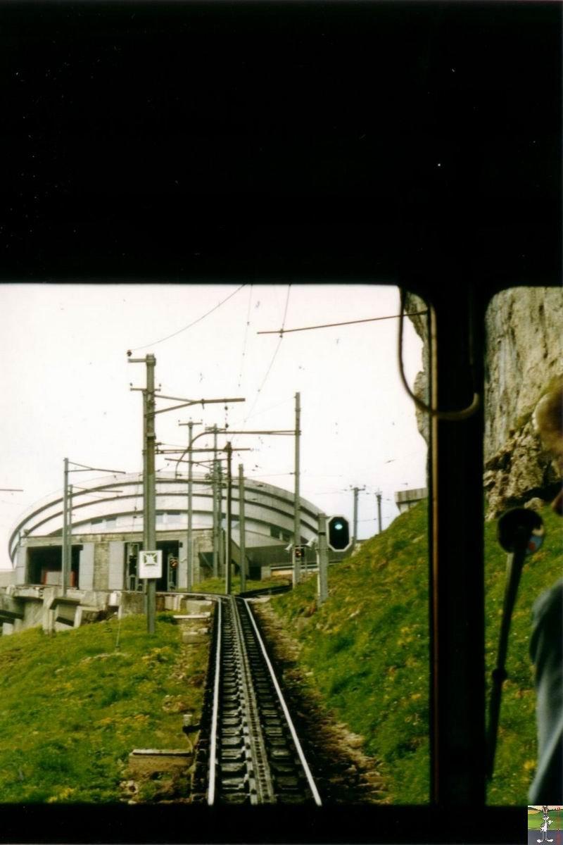 Pilatusbahn - LU - CH - 22-08-1998 Pilatus_010