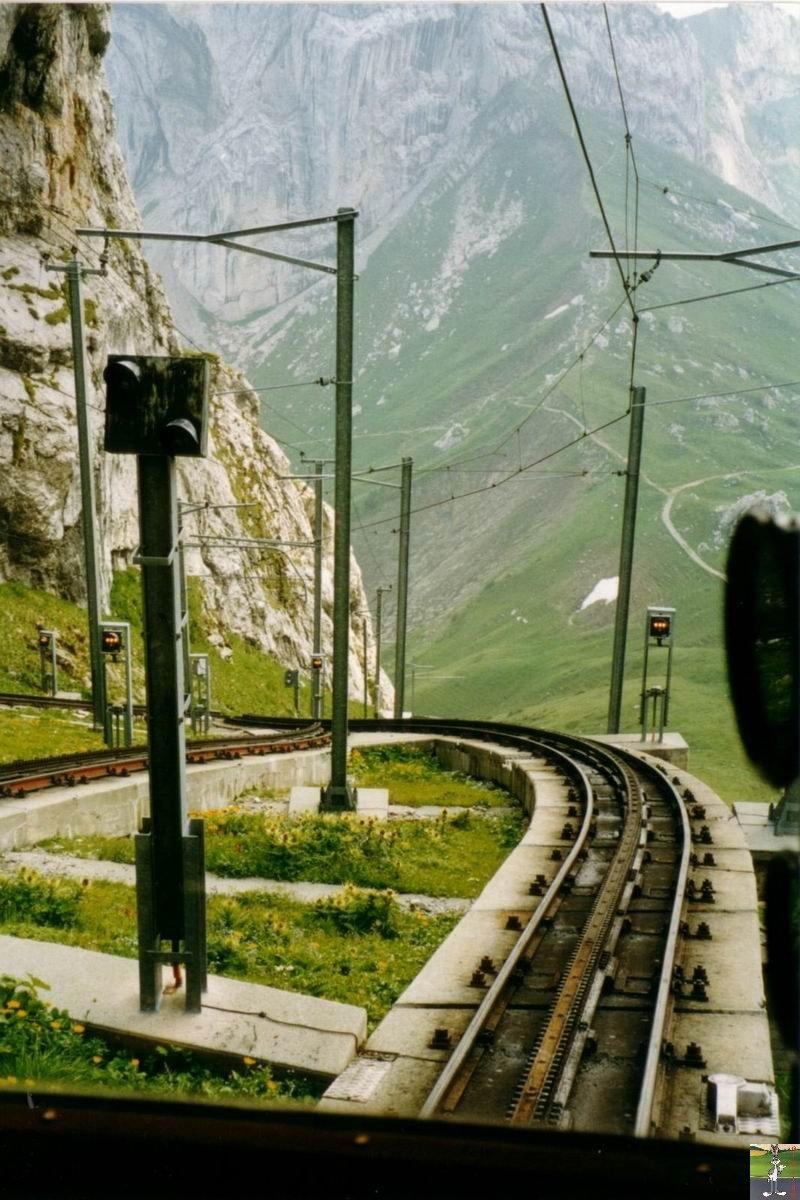 Pilatusbahn - LU - CH - 22-08-1998 Pilatus_015