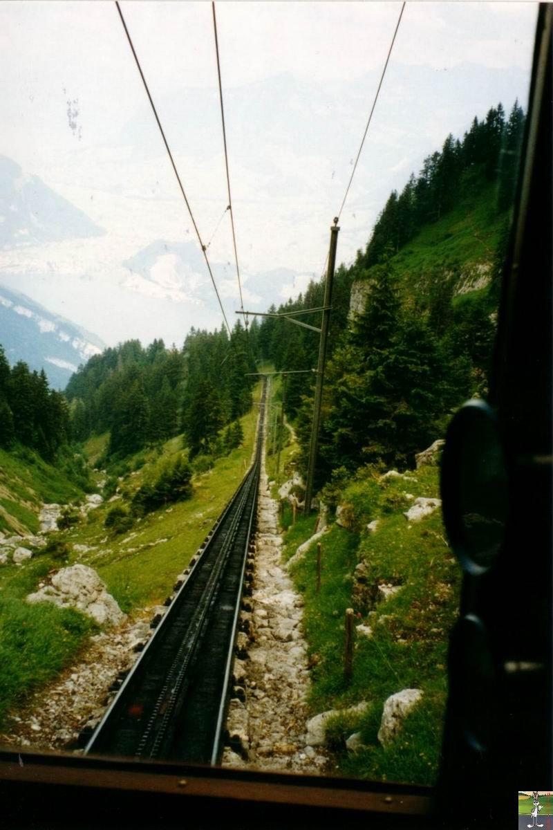Pilatusbahn - LU - CH - 22-08-1998 Pilatus_019