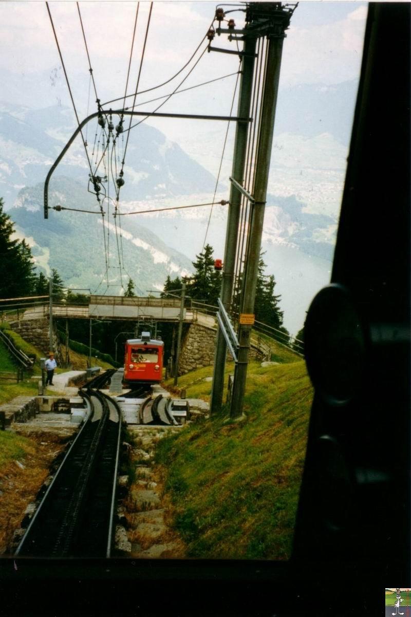 Pilatusbahn - LU - CH - 22-08-1998 Pilatus_020