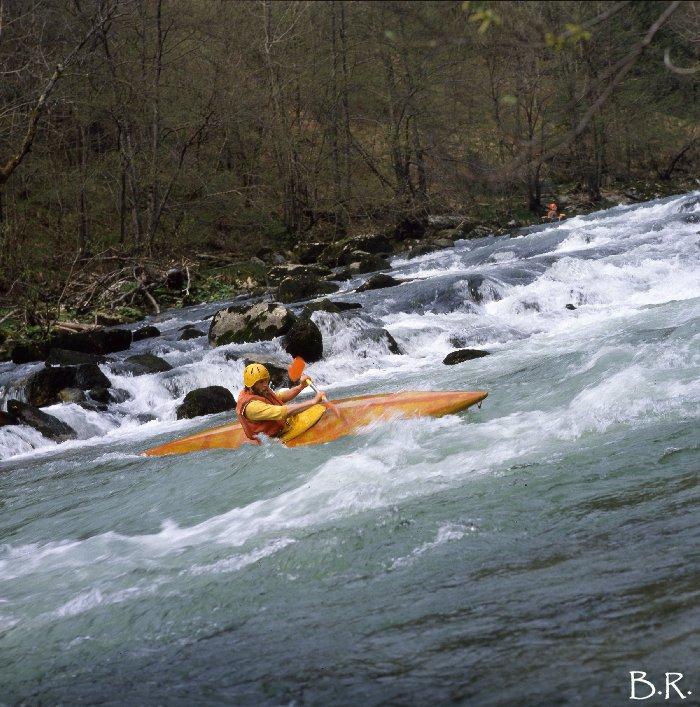 Le Ravin Mathieu, la Rivière d'Ain 0010