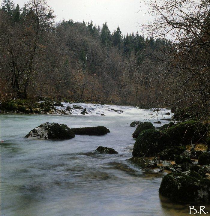 Le Ravin Mathieu, la Rivière d'Ain 0013