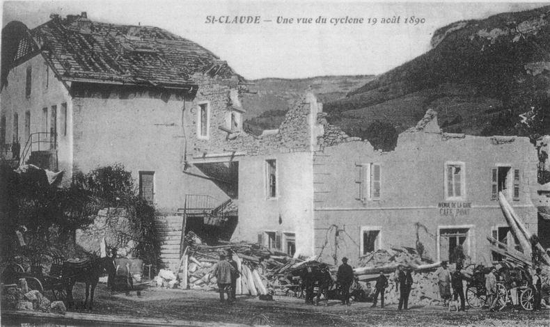 Saint-Claude au début du XX siècle (39) 0002