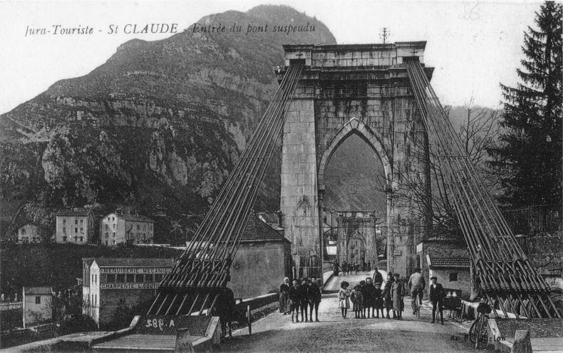 Saint-Claude au début du XX siècle (39) 0005