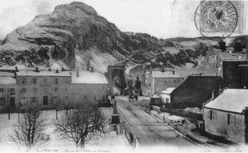 Saint-Claude au début du XX siècle (39) 0010