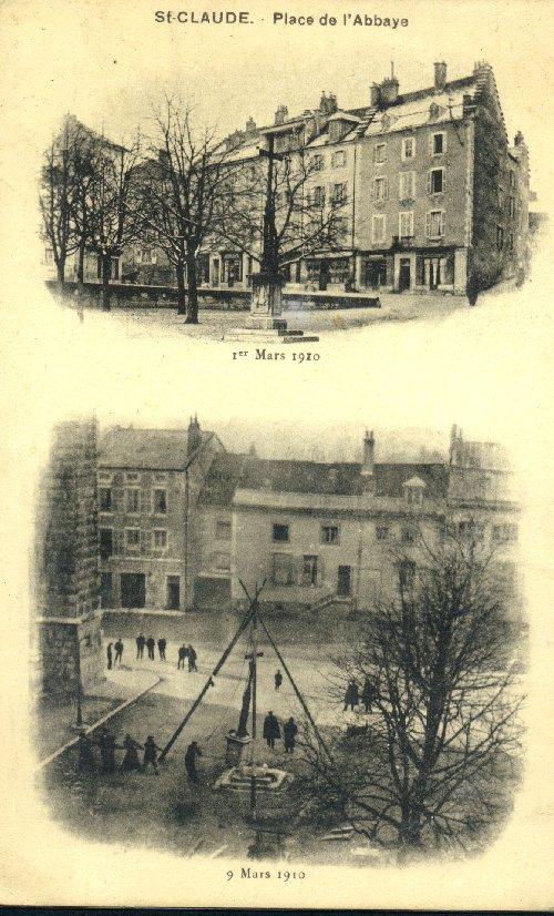 Saint-Claude au début du XX siècle (39) 0011b