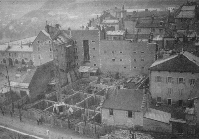 Saint-Claude au début du XX siècle (39) 0013