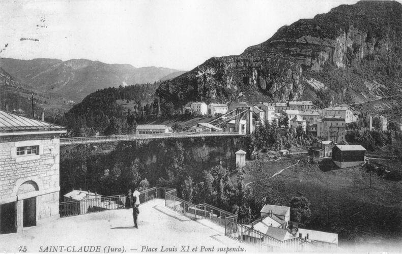 Saint-Claude au début du XX siècle (39) 0014