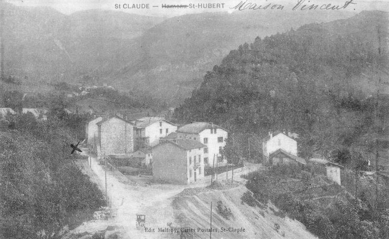 Saint-Claude au début du XX siècle (39) 0017-1