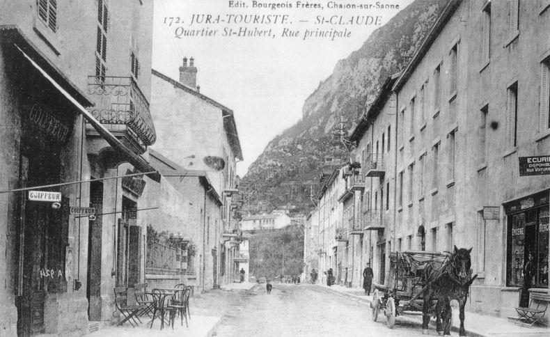 Saint-Claude au début du XX siècle (39) 0017-3