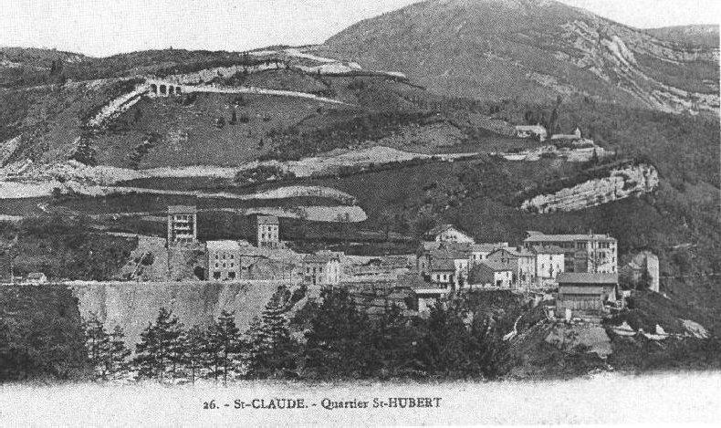 Saint-Claude au début du XX siècle (39) 0017a