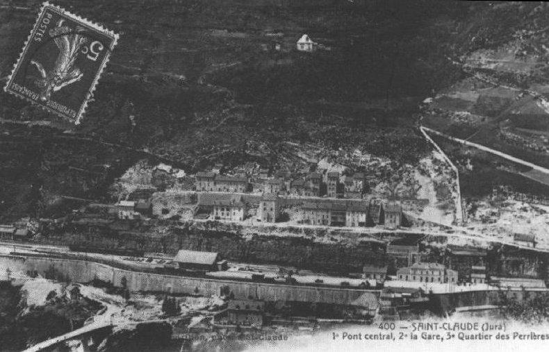 Saint-Claude au début du XX siècle (39) 0019
