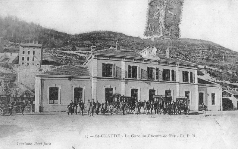 Saint-Claude au début du XX siècle (39) 0021