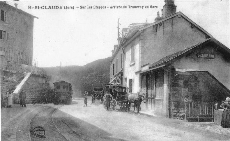 Saint-Claude au début du XX siècle (39) 0028