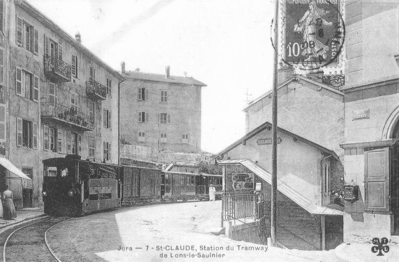 Saint-Claude au début du XX siècle (39) 0029