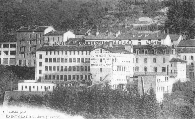Saint-Claude au début du XX siècle (39) 0031