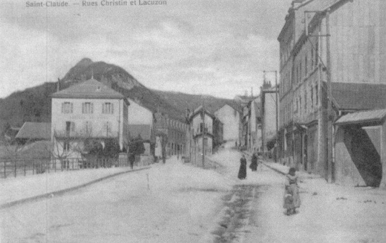 Saint-Claude au début du XX siècle (39) 0032a