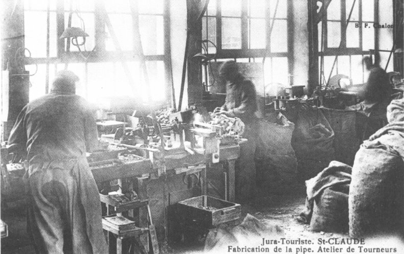 Saint-Claude au début du XX siècle (39) 0033a