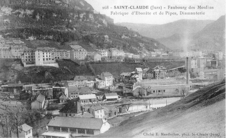 Saint-Claude au début du XX siècle (39) 0037
