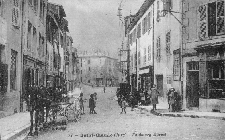 Saint-Claude au début du XX siècle (39) 0040