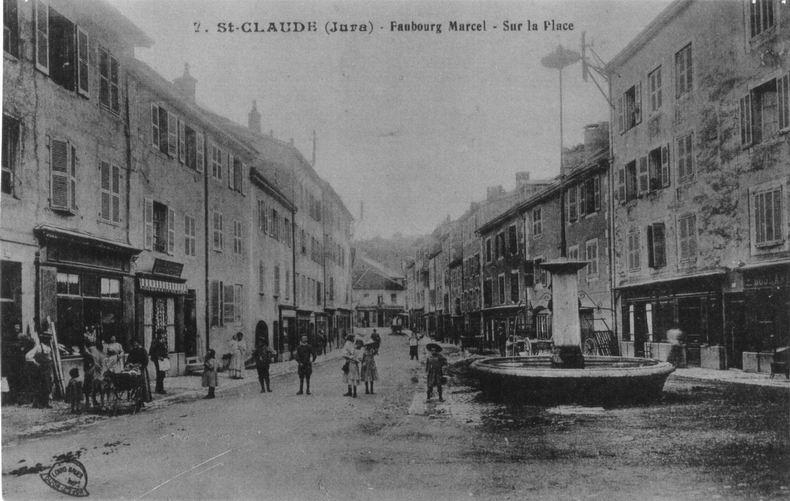 Saint-Claude au début du XX siècle (39) 0041