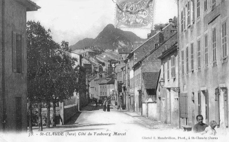 Saint-Claude au début du XX siècle (39) 0043