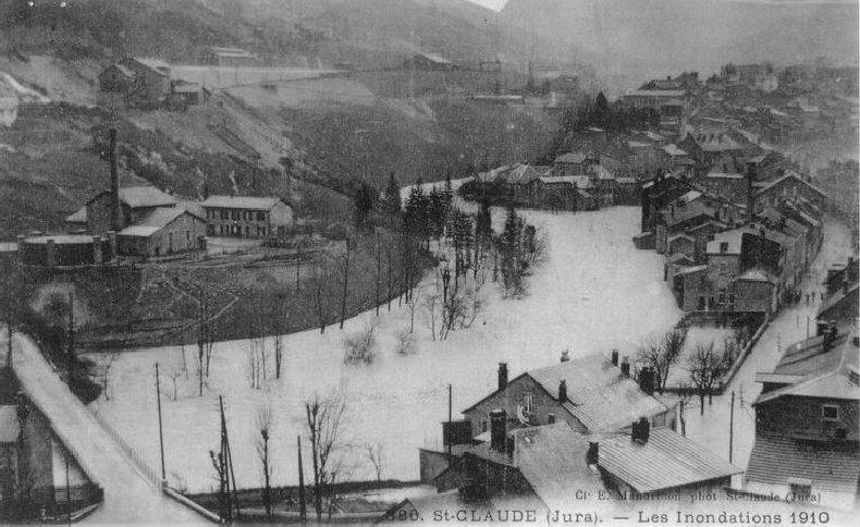 Saint-Claude au début du XX siècle (39) 0044