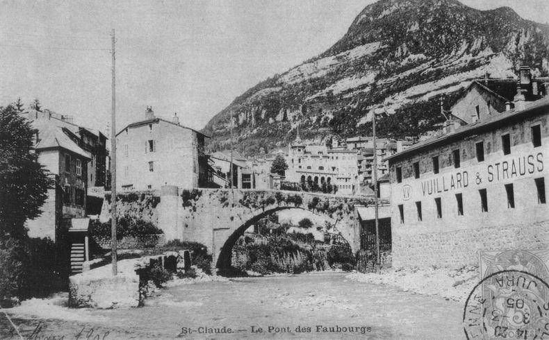 Saint-Claude au début du XX siècle (39) 0047