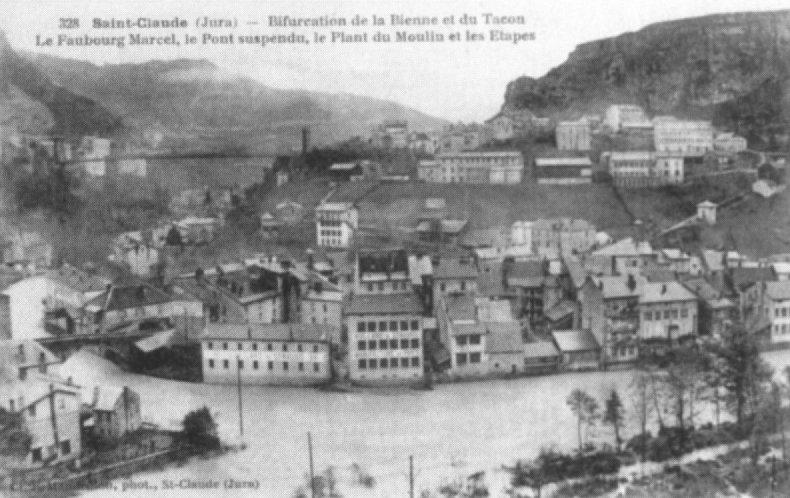 Saint-Claude au début du XX siècle (39) 0048a